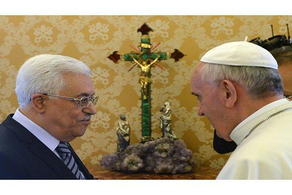 افتتاح سفارة لفلسطين في دولة الفاتيكان لأول مرة