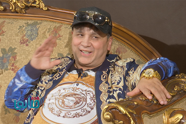 الفنان عياد رشدي