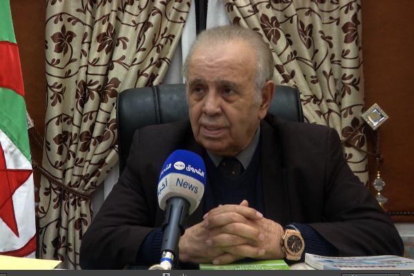 فاروق قسنطيني: التقرير السنوي حول وضعية حقوق الإنسان في الجزائر جاهز للتسليم