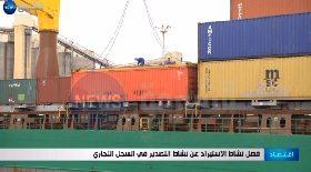 فصل نشاط الإستيراد عن نشاط التصدير في السجل التجاري