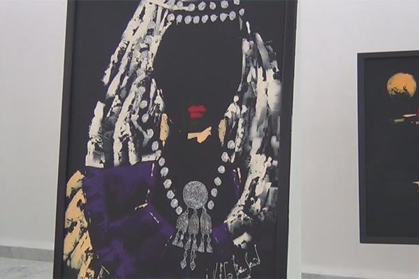 باتنة: لوحات فنية مستوحاة من عمق التراث تمتع الناظرين