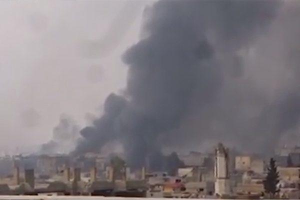 Syrie: intenses bombardements sur l'est de Damas