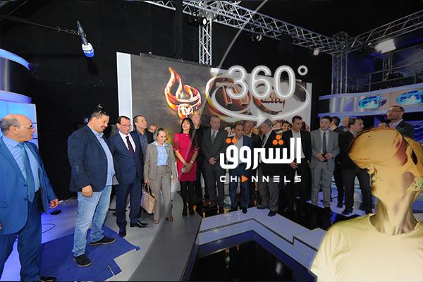 الشروق360°: وزراء وإعلاميون يهنؤون مجمع الشروق في احتفالية 5 سنوات
