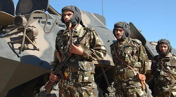 الجيش يوقف 10 مهربين بتمنراست
