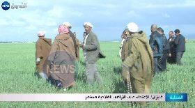غليزان / الإعتداء على الأراضي الفلاحية مستمر