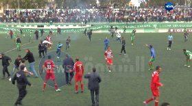أحداث مباراة اتحاد حجوط مع اتحاد سيدي بلعباس