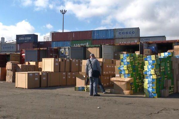 جمارك: حجز ما قيمته 2200 مليار من مختلف المواد الموجهة للتهريب