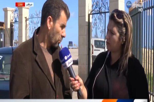 العاصمة: العثور على جثة الشاب الغريق زرفة مصطفى بشاطئ الصابلات (فيديو)