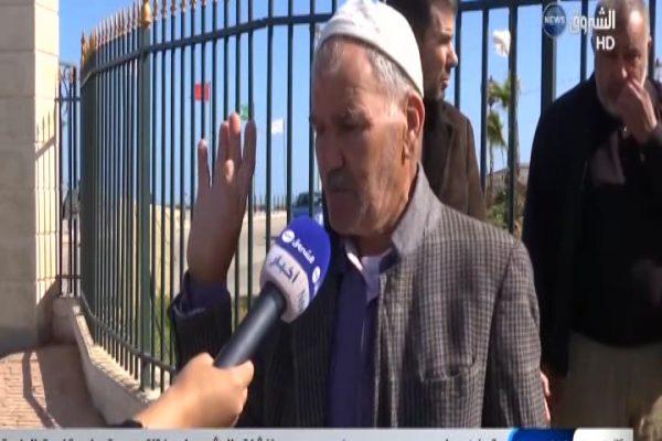 """نقل مباشر: والد الغريق زرفة مصطفى يرفض: """"ما يقطعوليش وليدي.. ماشي بقرة يقطعوه""""!"""