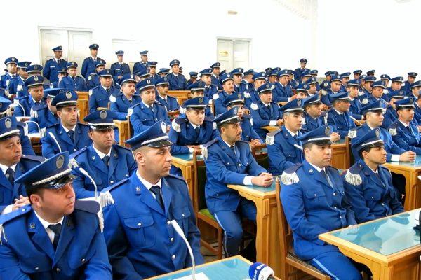 ميلة: الطلبة الملازمين الأول للشرطة يؤدون اليمين القانونية