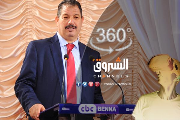 """المدير العالم لمجمع الشروق يزيل الستار على قناة """"CBC BENNA"""""""