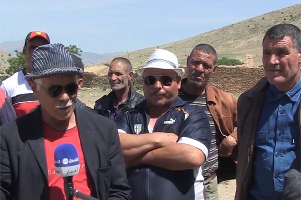 الشعب يريد: انشغالات سكان دوار أولاد بلعقل بأم البواقي