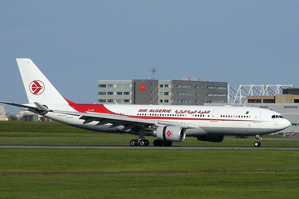 إلغاء كل رحلات شركة الخطوط الجوية الجزائرية الداخلية والدولية