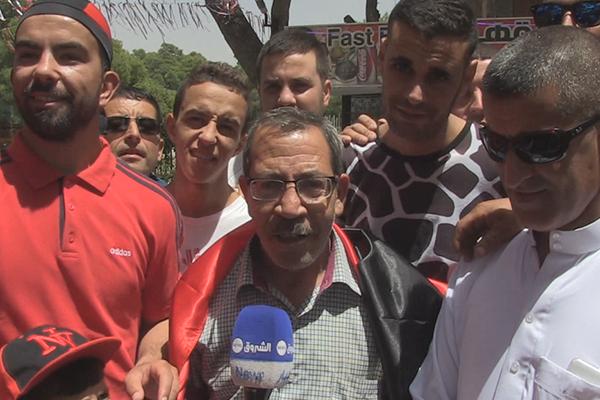 أم البواقي: تهاني طاقم وأنصار فريق جمعية عين مليلة بعد الصعود للمحترف الثاني