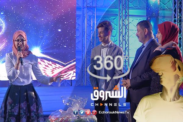 الشروق 360: هكذا كُرِمَ المدير العام لمجمع الشروق من قِبَل أبنائه