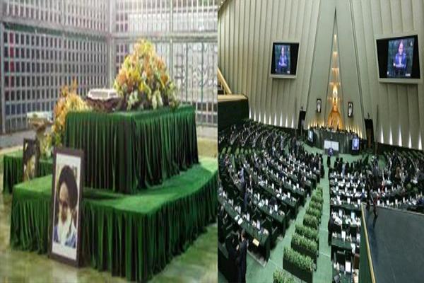 داعش يتبنى الهجومين على البرلمان وضريح الخميني