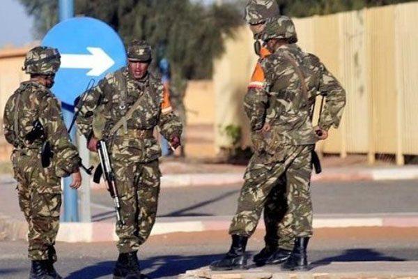 الجيش يوقف عنصري دعم للجماعات الإرهابية بقسنطينة