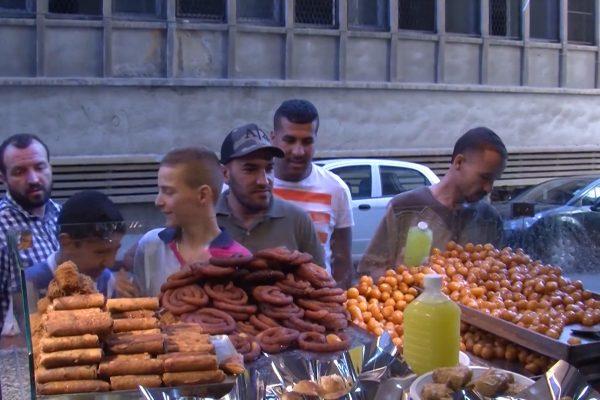 Ramadan : les Oranais conquis par les gâteaux syriens