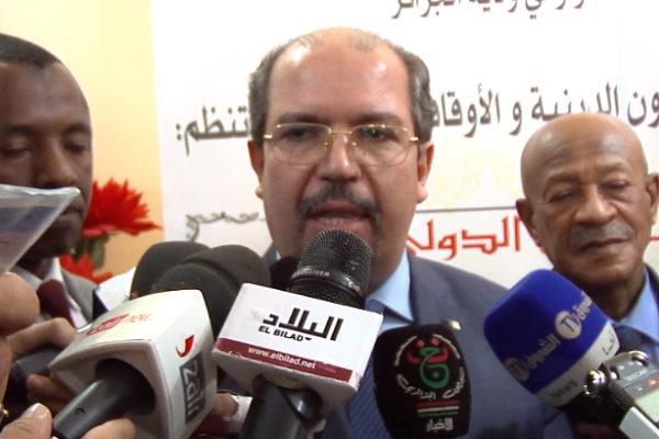 محمد عيسى: لم نتلق طلبا رسميا من الحكومة لتقديم رأي الشرع في القرض السندي