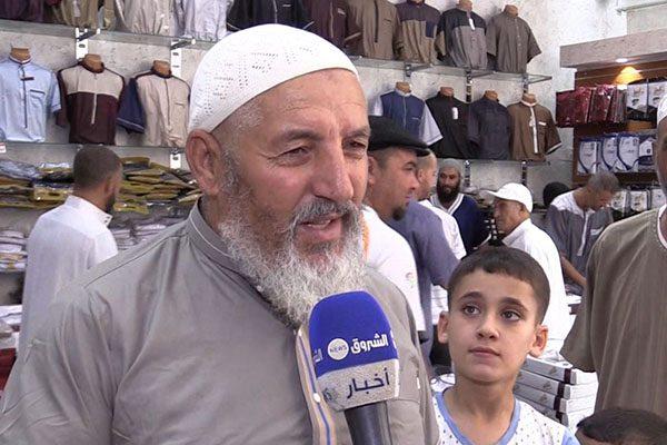 تهاني الجزائريين بمناسبة عيد الفطر المبارك