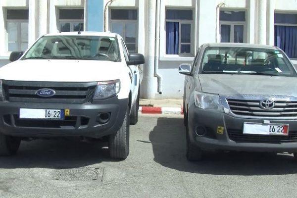 سيدي بلعباس: تفكيك شبكة دولية مختصة في سرقة السيارات وتزوير الملفات