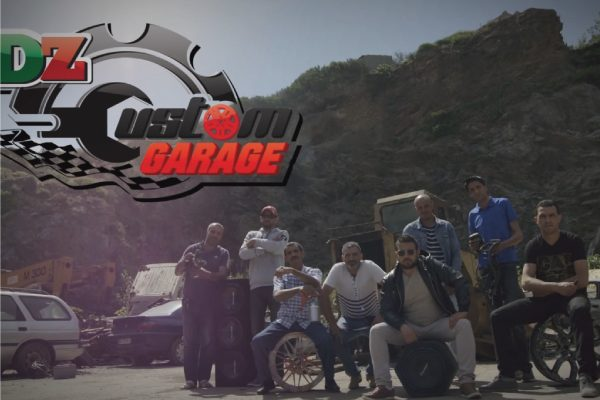 DZ Custom Garage | العدد الاول