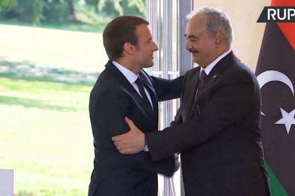 ماكرون يستحوذ على ملفات دول جوار الجزائر !