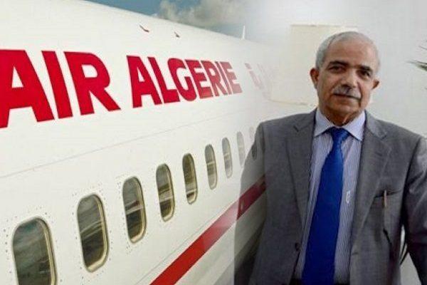 بخوش علاش رئيسا مديرا عاما للخطوط الجوية الجزائرية
