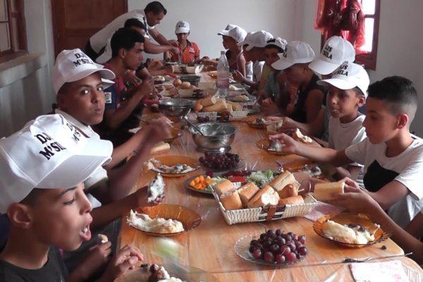 المسيلة: مخيمات صيفية ترفيهية بدور الشباب لفائدة الأطفال المحرومين