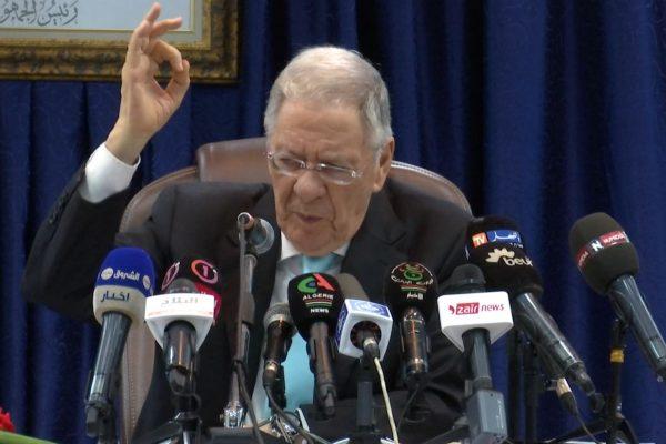 """جمال ولد عباس: """"أقسم بالله العظيم أن الرئيس بوتفليقة هو من يسير البلاد"""""""