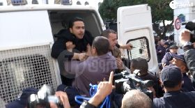 اعتقالات في وقفة احتجاجية جديدة ضد ترشح الرئيس بوتفليقة