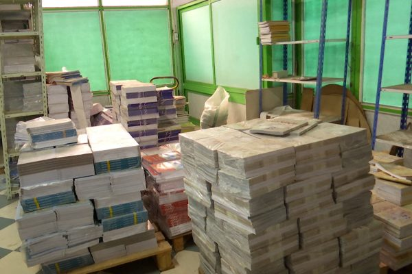 ارتفاع أسعار الورق بـ 40 بالمائة يتسبب في تراجع صناعة الكتب المدرسية