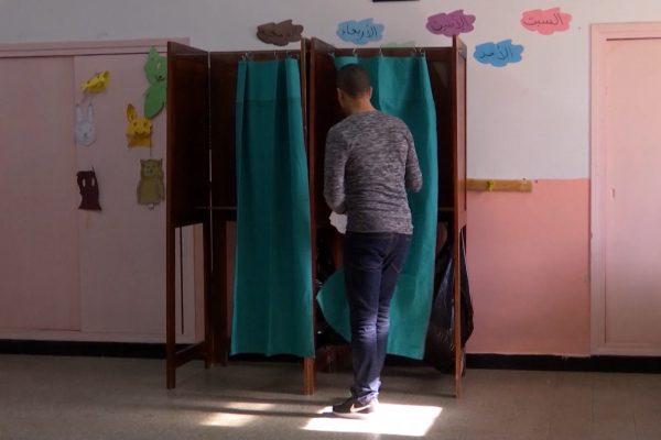 إختتام عملية المراجعة الإستثنائية للقوائم الإنتخابية