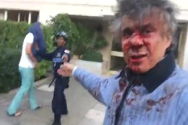 رشيد نكاز يتهم نجل عمار سعداني بالاعتداء عليه جسديا بباريس