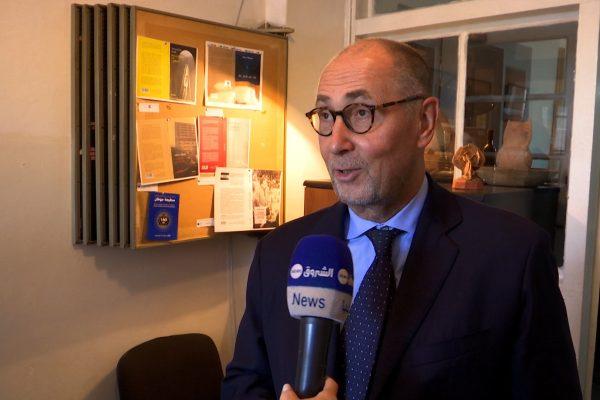 L'Ambassadeur de France en visite à Blida