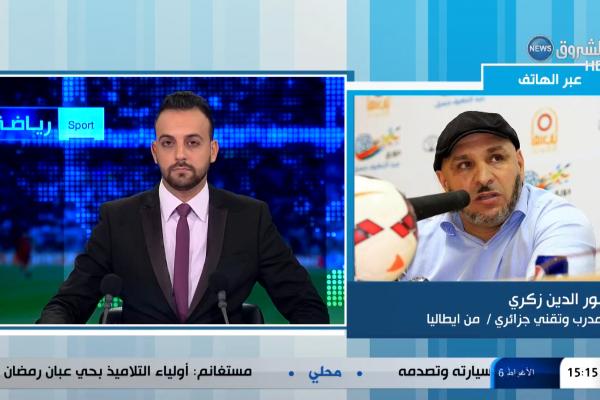 نور الدين زكري: ماجر سيعيد الكرة الجزائرية 20 سنة إلى الوراء