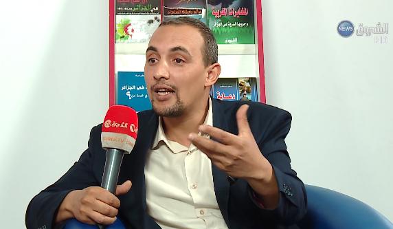 أقلام الصالون: لقاء خاص مع الروائي عبد الوهاب عيساوي