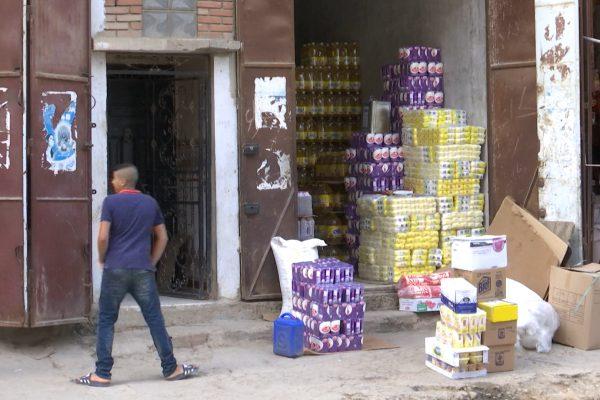 ارتفاع ايجار محلات سوق السمار بالعاصمة وراء التهاب أسعار المواد الغذائية