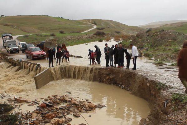 محطات رصد جوية أجنبية تحذر من أمطار طوفانية ستمس منطقة حوض المتوسط