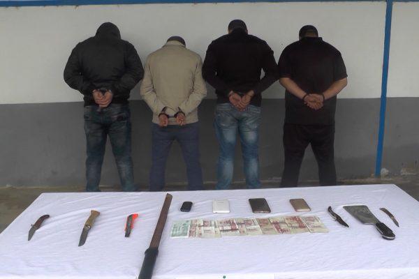 الطارف: توقيف عصابة تختص في الاعتداء على الأشخاص والممتلكات