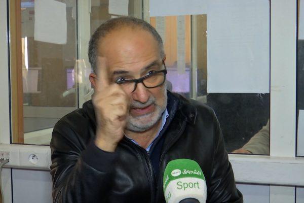 بالفيديو.. معمّر جبور يردّ على رابح ماجر بتصريحات قوية