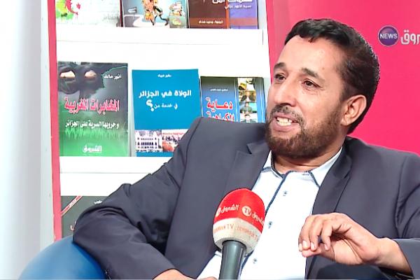 أقلام الصالون: لقاء خاص مع الكاتب باهي تركي