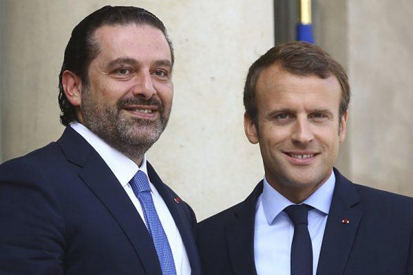 سعد الحريري يصل إلى باريس للقاء الرئيس الفرنسي