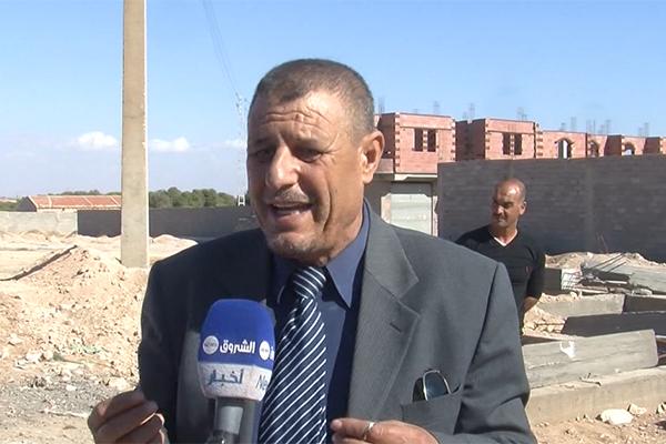 سطيف: المتضررون من تهديم سكناتهم ببلدية بيضاء برج يستغيثون