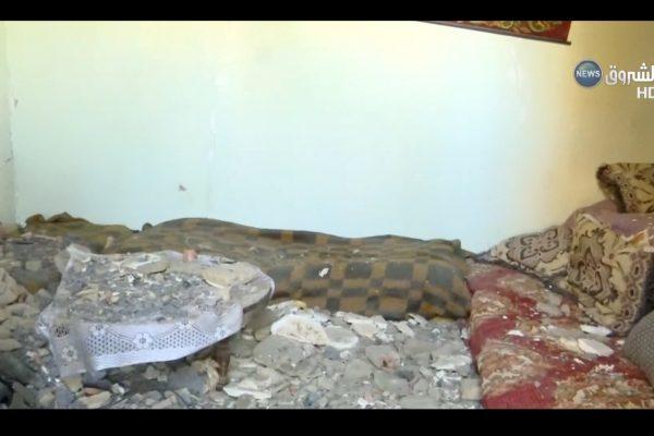 العاصمة: الموت تحت الأنقاض يهدد عائلات بشارع العربي منصوري بالقبة