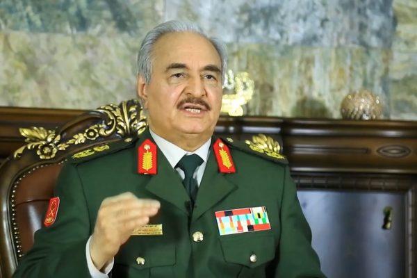 ليبيا: خليفة حفتر يعلن انتهاء صلاحية الاتفاق السياسي الموقع في المغرب