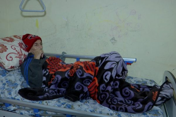عائلة رضا تناشد السلطات والمحسنين التكفل بمريضها