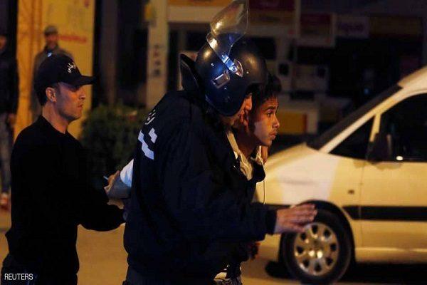 إيقاف 780 شخصا منذ بدء الاحتجاجات بتونس