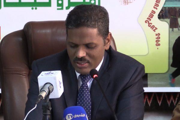 باتنة : وزير السياحة يشرف على فعاليات يناير ببلدية غسيرة