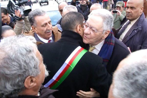 """ولد عباس من تيزي وزو:"""" الافلان هو الحزب الوحيد الذي دافع عن القضية الامازيغية"""""""